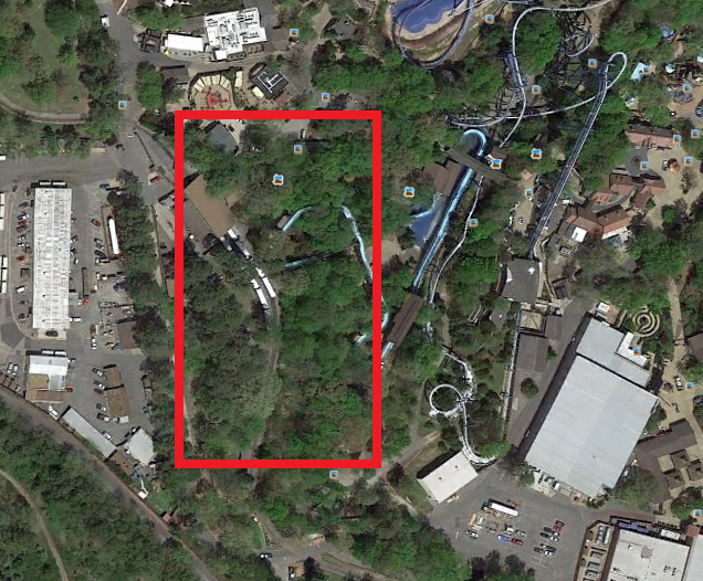 Satellite Overview of Site