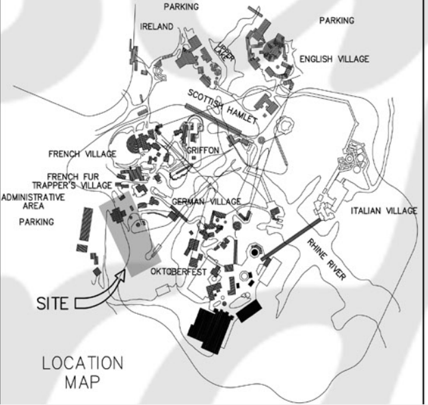 Site Plan Locator