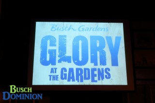 Glory at the Gardens