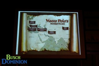 Marco Polo's Marketplace