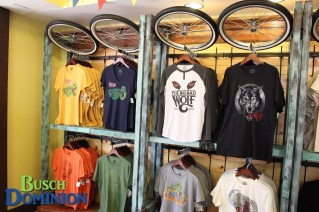 New heritage line of merchandise.