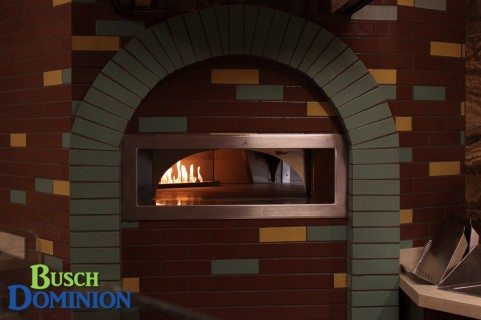 A look at the hearthstone oven.