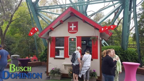 Switzerland booth