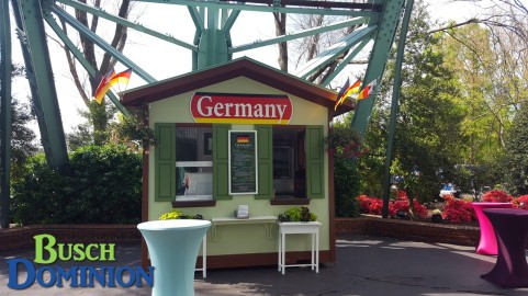 Germany booth